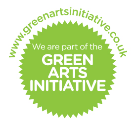 Green Arts Initiative logo
