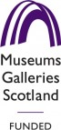 Supported by Museums Galleries Scotland