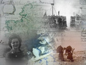 Image representing Women's migration from Ireland to Scotland