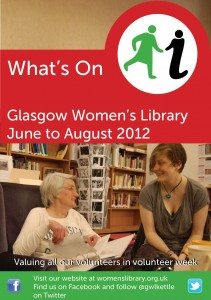 GWL What's On Guide - June to August 2012