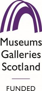 Museums Galleries Scotland Logo