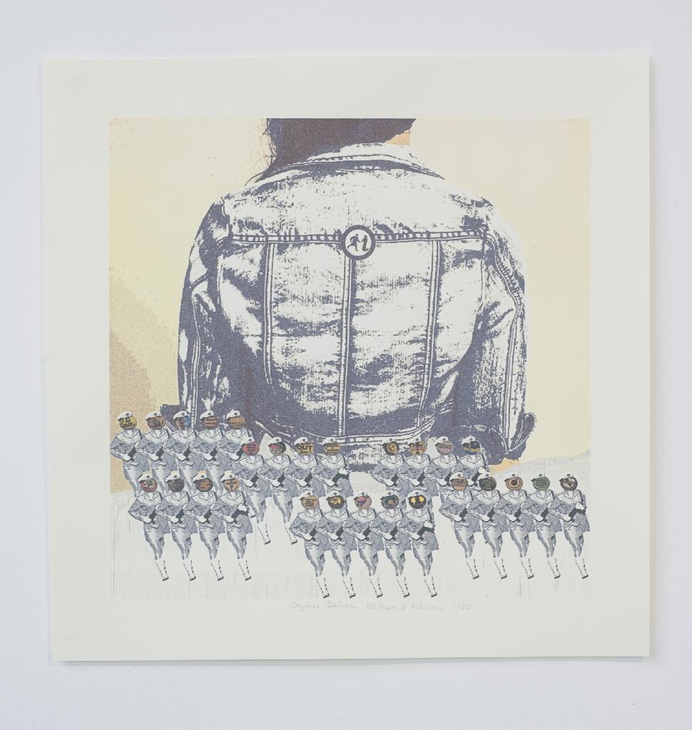 Delphine Dallison, Grassroots, 2012