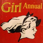 Girl Annual No. 2 (cover detail)