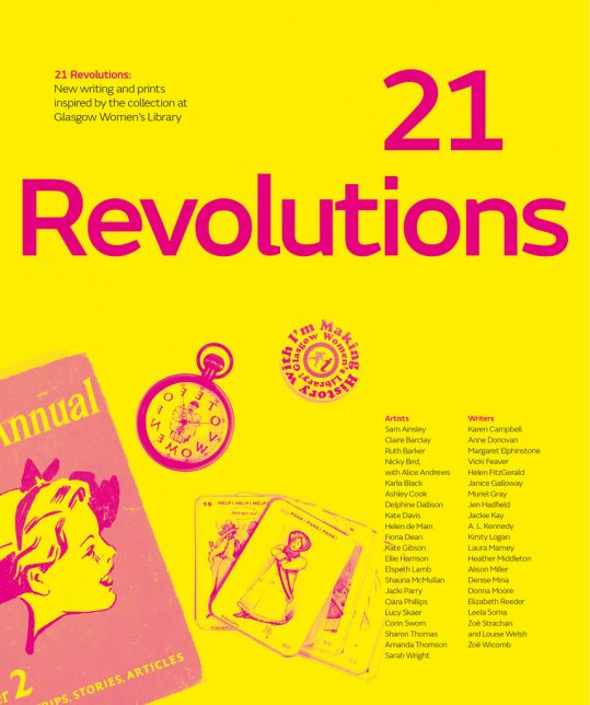 21 Revolutions book cover