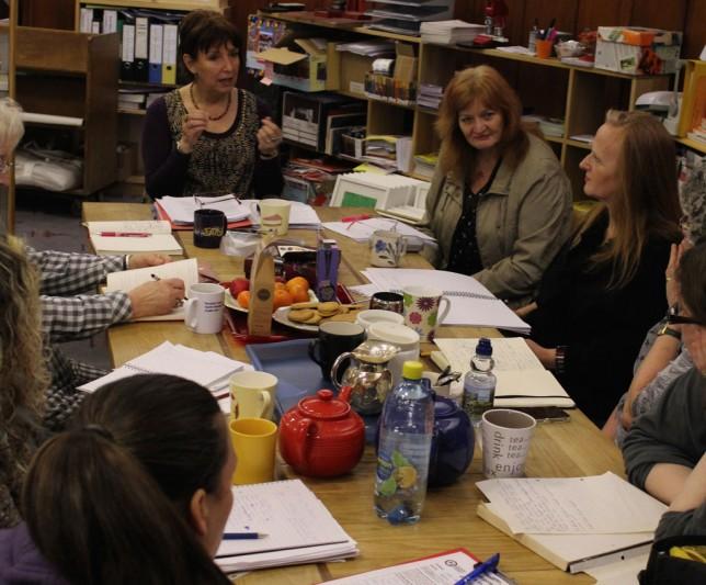 Magi Gibson, Creative Writing Workshop