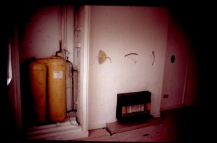 Julie Roberts, Treatment at Home, Castlemilk Womanhouse, 1990. Image courtesy of Claire Barclay. © Claire Barclay. (1 of 2)
