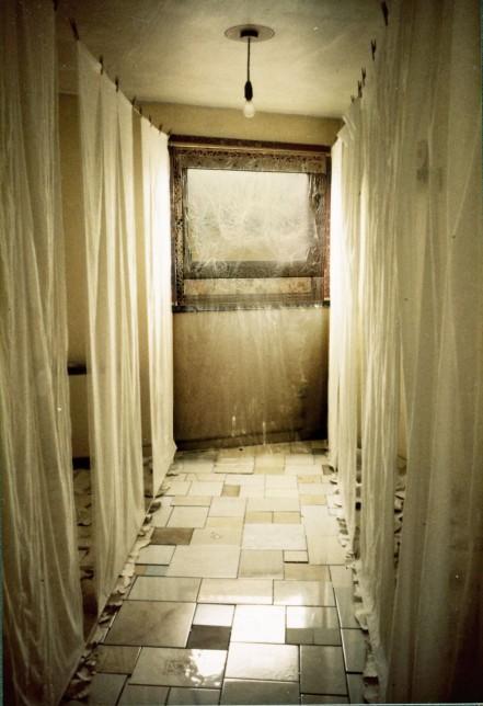 Val Murray, Visibility, Castlemilk Womanhouse, 1990. Image courtesy of Val Murray. © Val Murray.