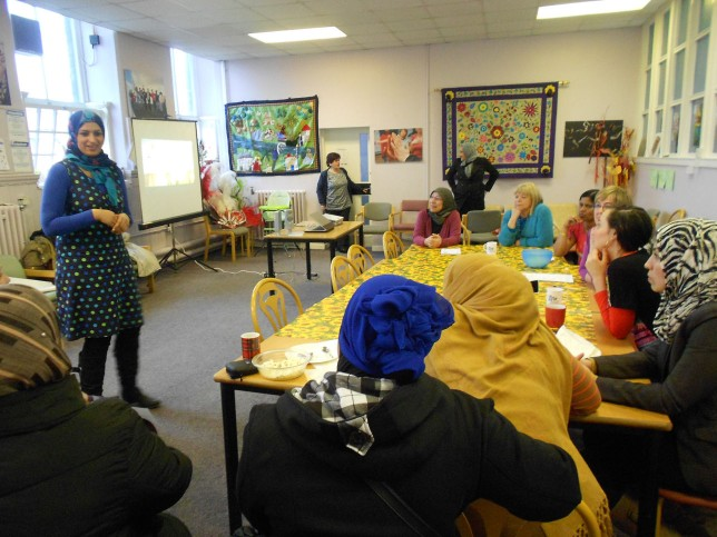 Film Screening with Muslim Women's Group