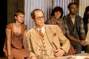 Daniel Betts gave a quiet but powerful performance as Atticus Finch