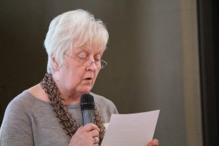 Ethyl Smith reads 'Paddy'