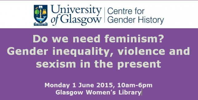 Do We Need Feminism