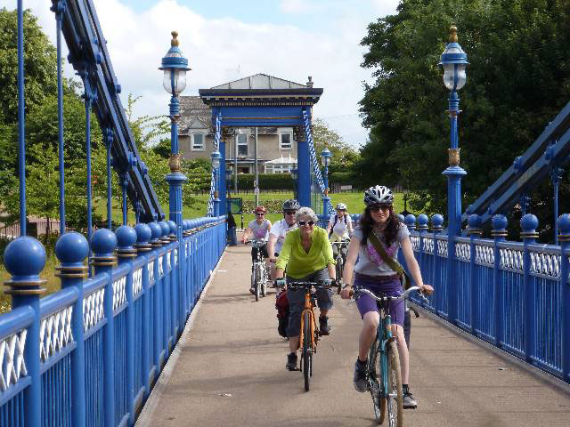 Image courtesy Belles on Bikes