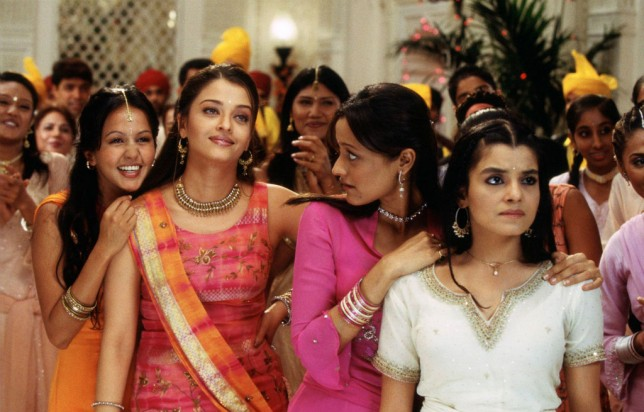 Bride and Prejudice Film still courtesy of Pathé Pictures International