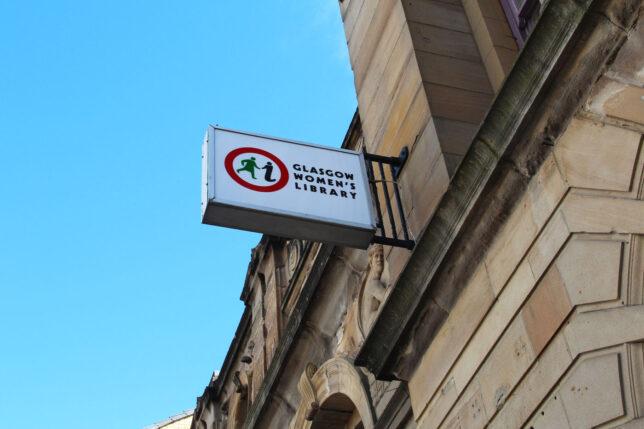 GWL Building Sign