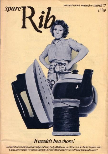 Spare Rib No. 9, March 1973