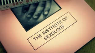 The Institute of Sexology book cover