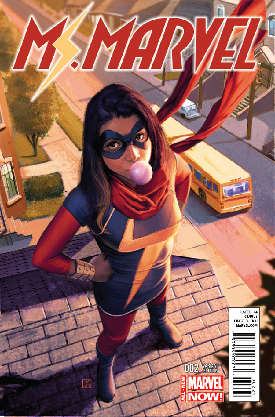 Ms Marvel Volume 1 By G Willow Wilson