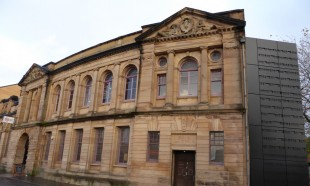 The Library's new home in Bridgeton