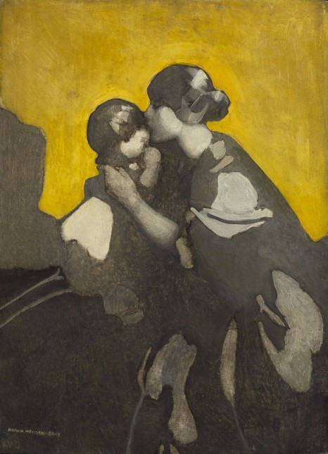 Norah Neilson GRAY, Mother and Child (credit: National Galleries Scotland)