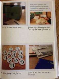 Jeanie's photo diary