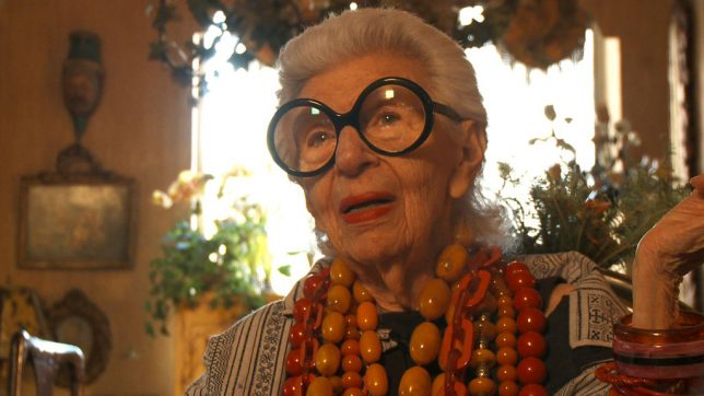 """Iris"" Filmmakers: Albert Maysles"