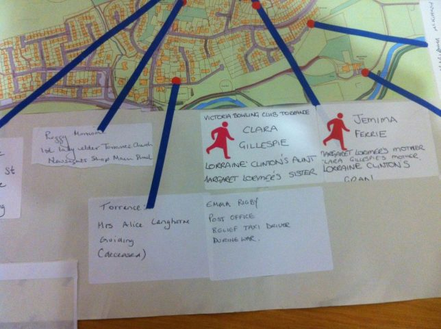 Creating a women's heritage walk1 for web