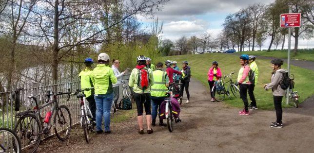 Women's Heritage Bike Ride