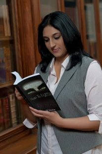 Collect:if member: Safina Mazhar, author of the Power of Four fantasy series. Based in Glasgow.
