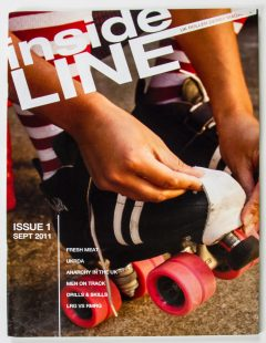 Inside Line magazine, Issue 1, September 2011 (cover)
