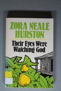 Their Eyes Were Watching God, Zora Neale Hurston (cover)