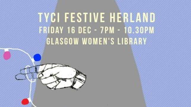 Festive Herland poster