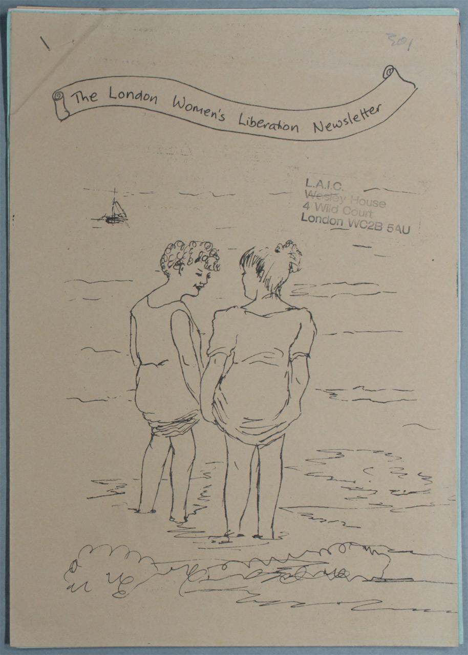 London Women's Liberation Newsletter, Issue 301, January 1983
