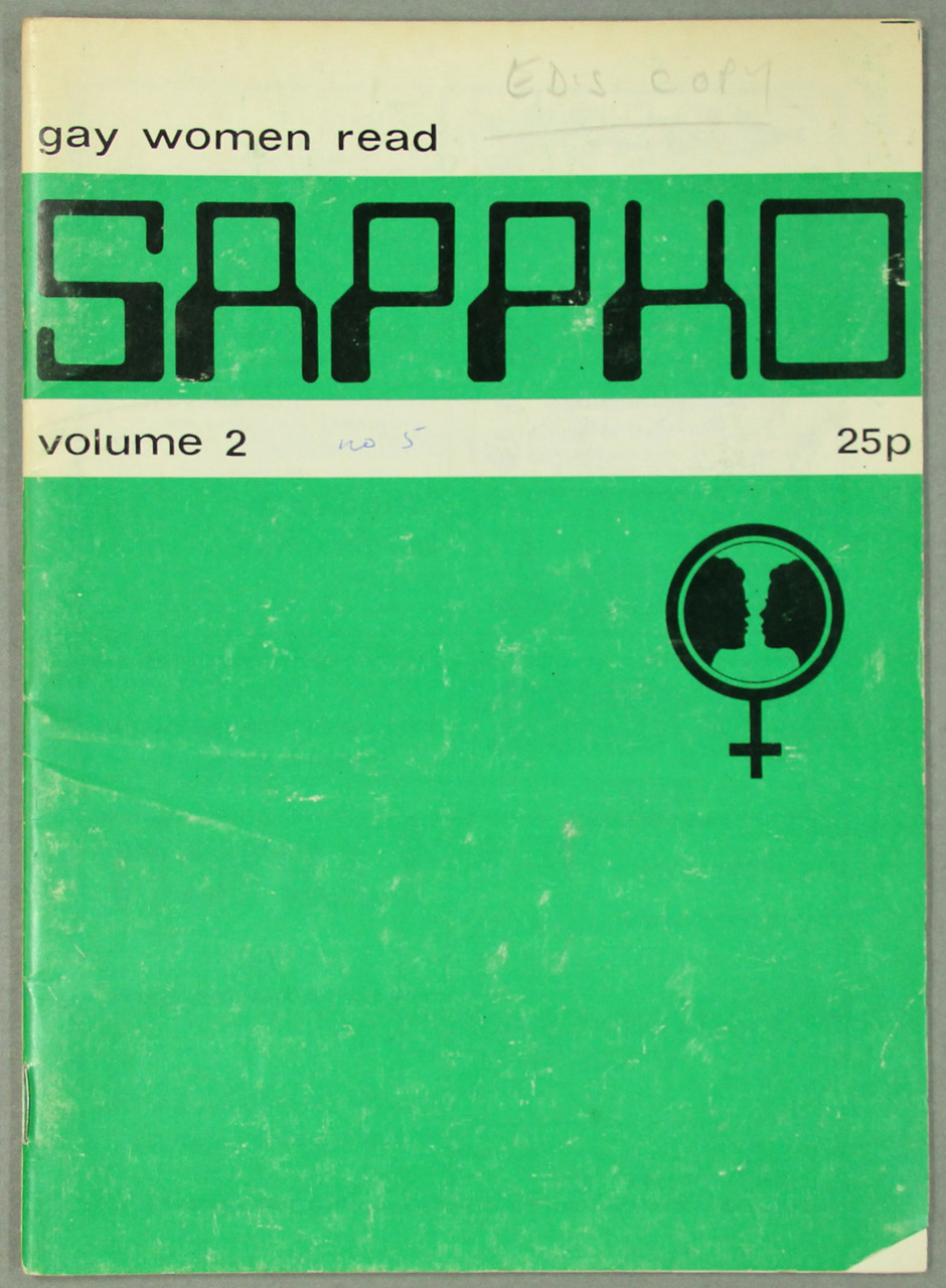 Sappho, Volume 2, Number 5