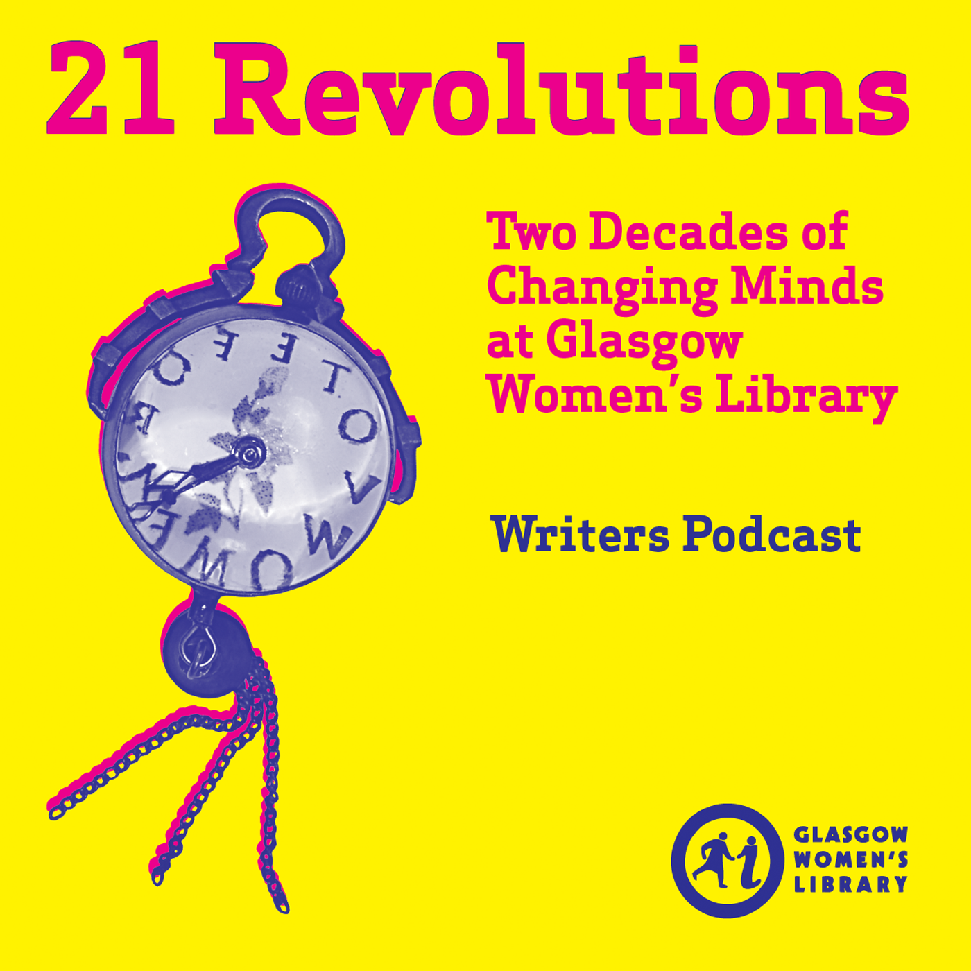 21 Revolutions Podcast – Glasgow Women's Library