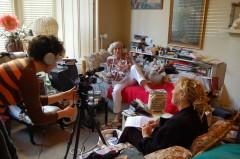 Interviewing Living Heroine Katy Gardiner
