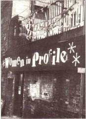 Women in Profile in Dalhousie Lane