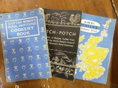 Scottish Women's Rural Institute cookbooks