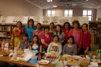 ESOL Learners at GWL in June 2011