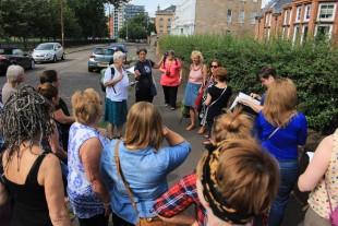 The East End Women's Heritage Walk illuminated the hidden histories of Glasgow's women