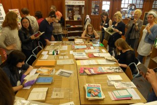 Exploring items from the GWL Archive