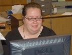 Helen MacDonald, Admin & Finance Worker