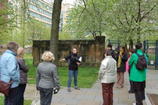 Women of the Merchant City Walk (Launch 2009)