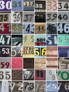 Numbers in a City: New Haven, CT by See-Ming Lee on Flickr