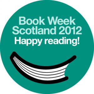 Book Week Scotland 2012 Logo