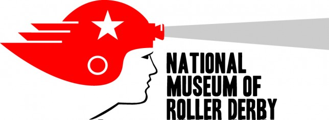 National Museum of Roller Derby logo