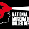 NMRD logo sticker