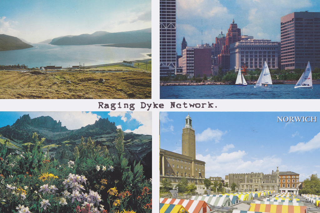 Nicky Bird, Raging Dyke Network (11 of 20), 2012