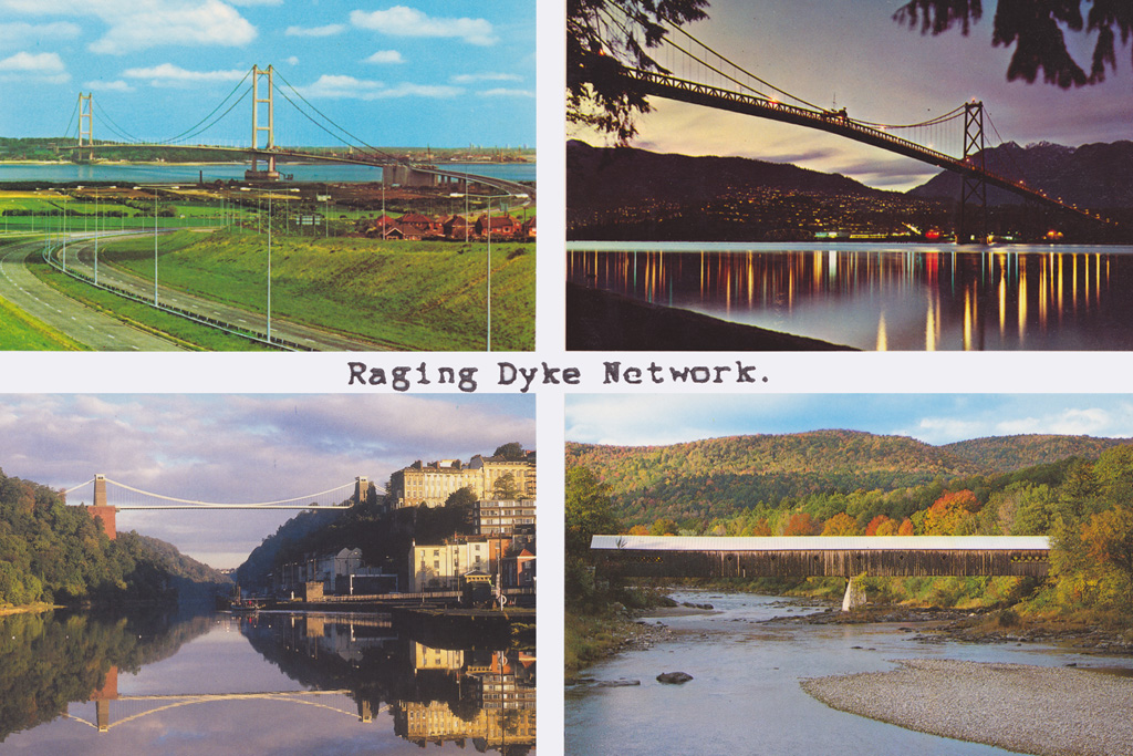 Nicky Bird, Raging Dyke Network (2 of 20), 2012