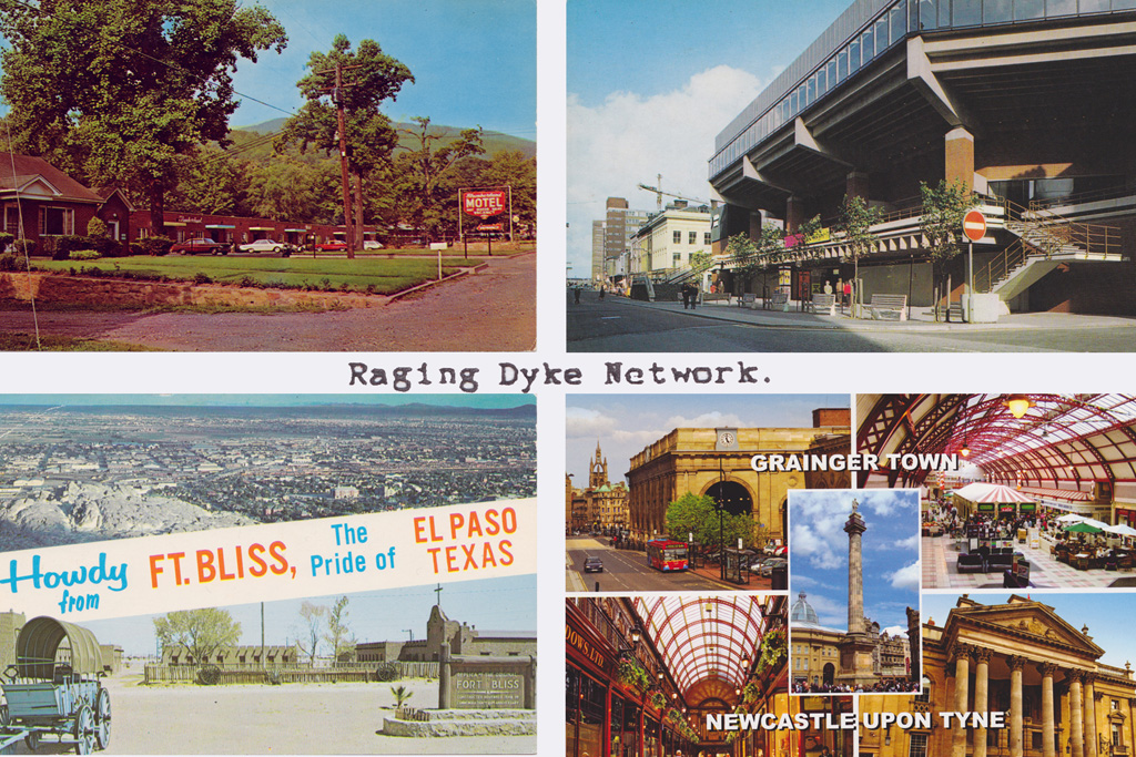 Nicky Bird, Raging Dyke Network (3 of 20), 2012