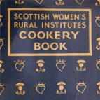 Scottish Women's Rural Institutes Cookery Book (cover detail)